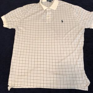 Polo by Ralph Lauren White Shirt